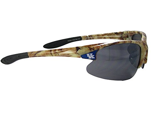 Kentucky Wildcats UK Camo Action NCAA Mens Sunglasses - Men Uk Sunglasses