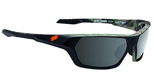 Spy Optics Quanta Ansi Decoy Wrap Polarized Sunglasses,Black & Camo,64 - Replacement Nose Sunglasses Spy Pads