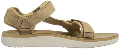Teva Sandal Tan Universal Women's Leather Original Premier W Y0AYwxPr
