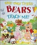 1, 2, 3, Bears Teach Me!, Rebecca Archer, 0887057748