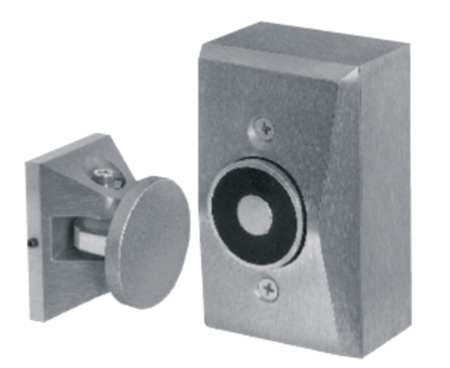 Holder Door Mount Flush Wall (Electromagnetic Door Holder, Flush)