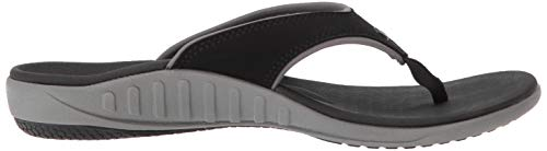 Spenco Women's Yumi Plus Sandal, Onyx 6 Wide US by Spenco (Image #7)
