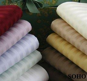 Sateen Stripe 600 Thread - 8
