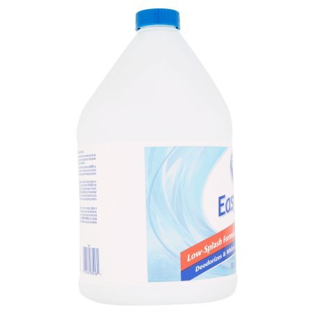 Great Value Easy Pour Bleach, Regular Scent, 121 fl oz - Pack of 10 by Great Value (Image #4)