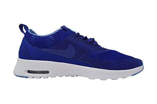 Nike Womens Air Max Thea Scarpe Da Corsa Blu Scuro / Azzurro