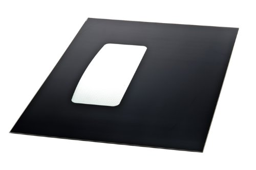 GE WB56T10279 for Oven Door Glass for ()
