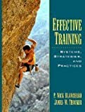 img - for Effective Training - Systems, Strategies, and Practices book / textbook / text book