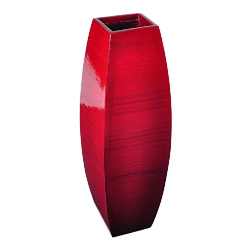 red vases - 2