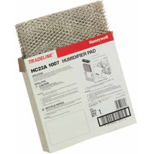Honeywell HC22A1007 Standard Humidifier Pad for the HE220 and (Honeywell He220a Humidifier)