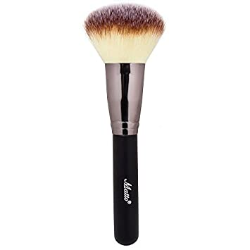 Matto Powder Mineral Brush - Makeup Brush for Large Coverage Mineral Powder  Foundation Blending