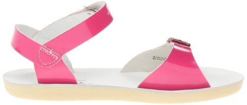 little toddler By Sandals women's Surfer Kid Fuchsia Sandal Hoy big Kid Shoe Water Salt Z84Aww