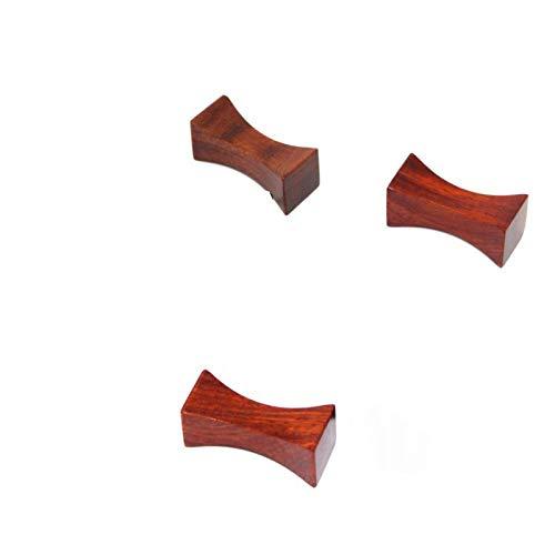 supporto per bacchette in legno di palissandro supporto per bacchette cinesi Tmacok