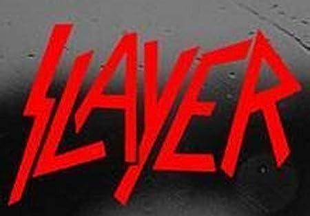 Vinyl Sticker Decal logo full color indoor//outdoor Slayer