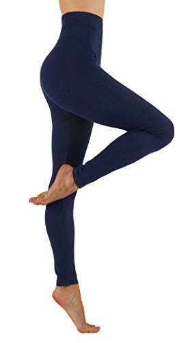vesi-star-womens-soft-cotton-yoga-pants-flexible-exercise-workout-leggings-s-m-usa-0-6-vs-010-navy