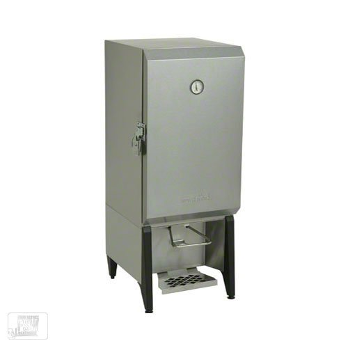 (Silver King (SKMAJ1/C4) - Single Valve Refrigerated Milk Dispenser - Majestic Series)