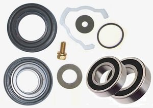 Maytag Neptune Washer Fa Loader (2) Bearings, Seal and Washer Kit 12002022