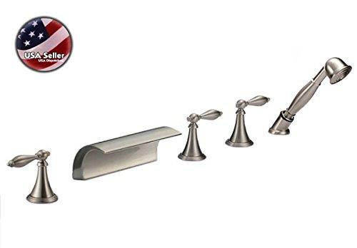Roman Style Bathtub Faucet - 3