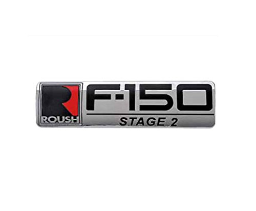 Roush R09010007 Stage 2 Fender/Tailgate Badge for F-150
