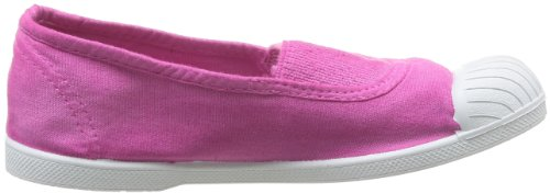 Buggy Shoes Sypsee, Unisex - Kinder Sneaker Rosa - Rose (Fuschia)