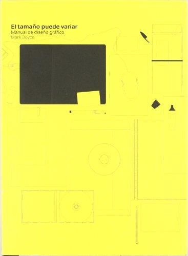 Tamaño puede variar, el - manual de diseño grafico