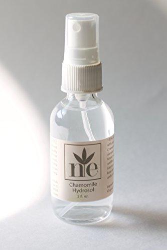Chamomile Hydrosol 2 Ounces - All Natural Facial Toner And PH Balancer - No Preservatives