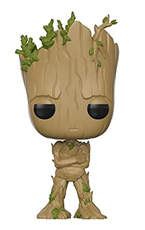 Young Groot Vinyl Figure Movies Guardians of the Galaxy Vol 2 Funko Pop
