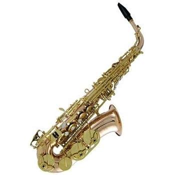 Bauhaus AS-PD Deluxe Bronze / Copper Alto Saxophone