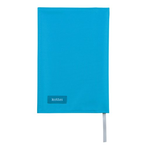 Kottei book cover ( paperback edition ) Light Blue