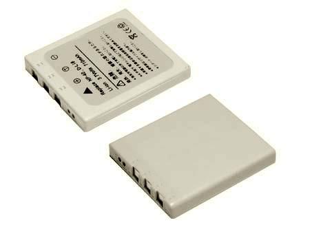Akku (Li-Ion) für Digitalcameras von Fujifilm als Ersatz für NP-40