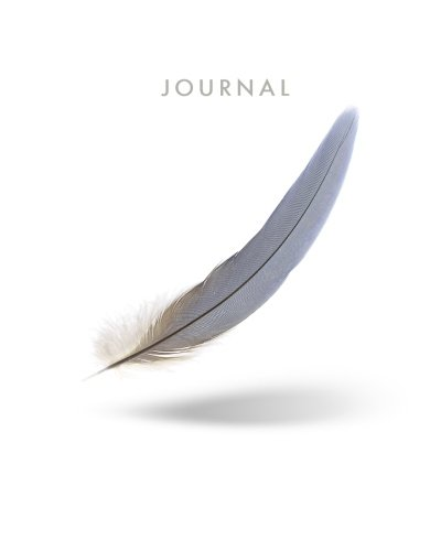 Download Journal: Blank Lined Notebook Feather 8 x 10 (TGR Journals) PDF ePub fb2 ebook