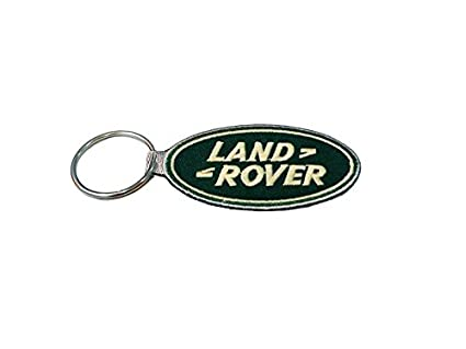 Moto Discovery Land Rover Llavero Doble Cara: Amazon.es ...