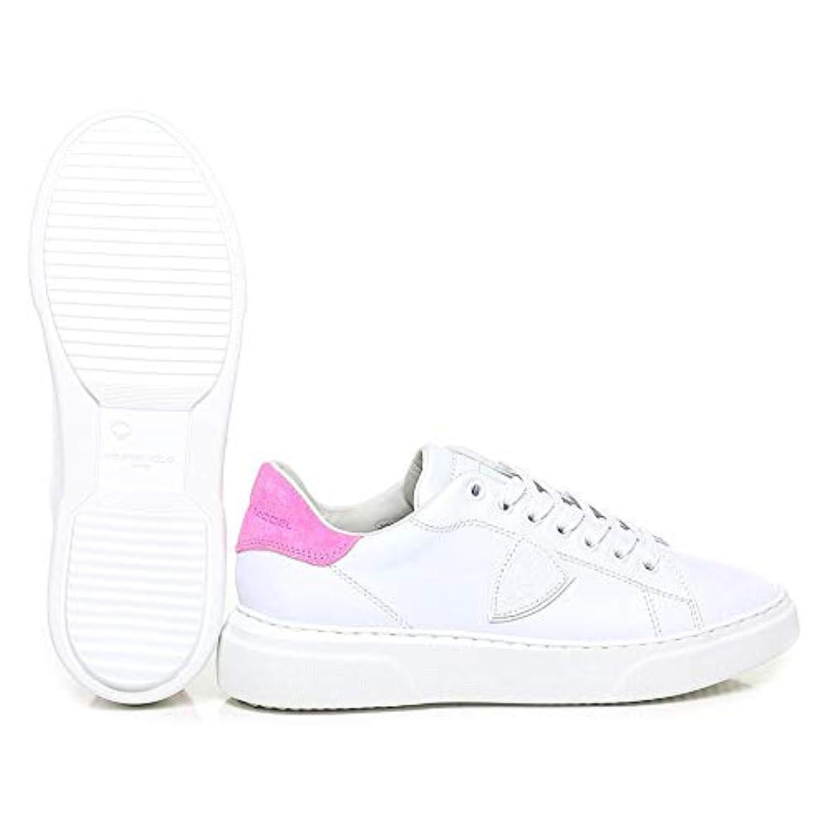 Philippe Model Sneakers Donna Bianco Nero Bgld V005