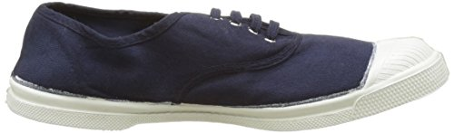 Bensimon Tennis Lacet Femme - Botas Mujer azul (Marine)