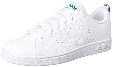 Adidas VS ADVANTAGE CLEAN K - Trainers for Boys, 30 EU, White,AW4884