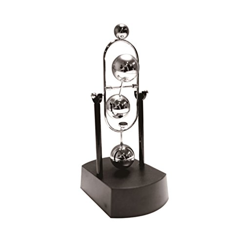 ScienceGeek Mini Mars Kinetic Mobile Desk Toy - Electronic Perpetual Motion