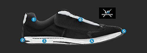 Urbann Boards ''Neil Peart Signature Shoe, Black-Gold 10'' by Urbann Boards (Image #4)