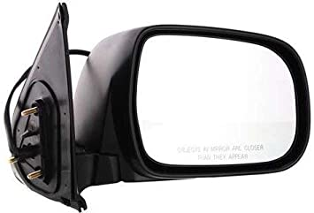 Side Mirror Jeep Grand Cherokee 2005-2011 Electric Thermal Fold Mem Left Side