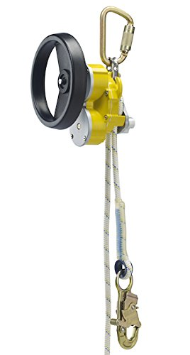 3M DBI-SALA Rollgliss 3327100 Rescue Unit, 2 Carabiner, 4' Anchor Sling, Rope Bag, 100' from 3M Fall Protection Business