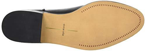 Dolce Boot Ankle Black Tucker Leather Vita Women's xqBUAq