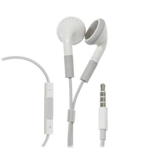 (Apple EarPods with 3.5mm Headphone Plug - White)