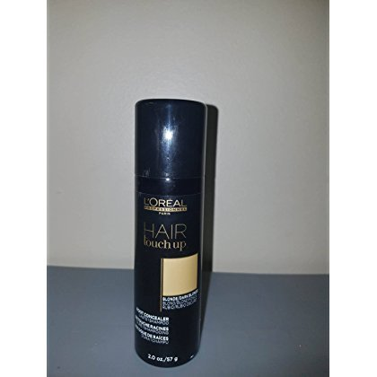 L'OREAL Hair Touch Up Root Concealer (Blonde/Dark Blonde) 2.0 oz -