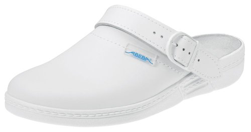 Abeba - Zuecos para mujer Blanco - blanco