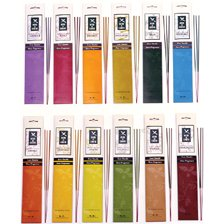 Herb & Earth Bamboo Incense Assortment 12 Package Set - incensecentral.us