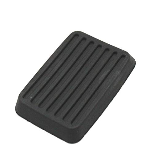 2X for Hyundai Accent Getz Elentra Excel Scoupe Brake Clutch Pedal Pad Rubbers ()