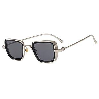 Maruti Enterprise Kabir Singh Unisex Sunglasses (Black Lens)