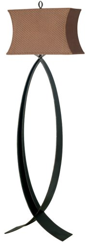 Kenroy Home 30961OBZ Pisces Floor Lamp, ()