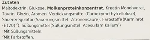 Activlab, MASS UP, Erdbeere, 1er Pack (1x 1200g)