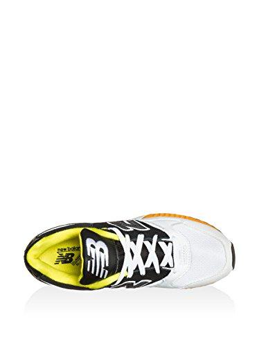 New Balance W530boa: Nb 530 90s In Pelle Bianca / Nera / Gialla Casual Casual Sneaker Multicolore - Multicolore