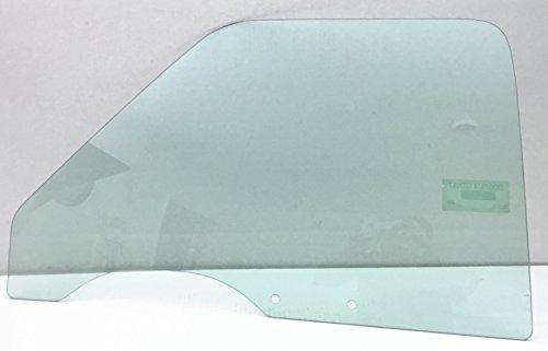 NAGD Fits 1988-1992 Ford Ranger 2 Door Pickup Driver Side Left Front Door Window Glass DD7514GTN
