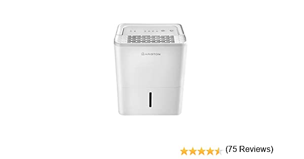 Ariston 1 - Deshumidificador (250 W, 230 V), color blanco: Amazon ...